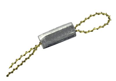 Aluminium seal ALLUSEAL WIRE SECURITY SEALS