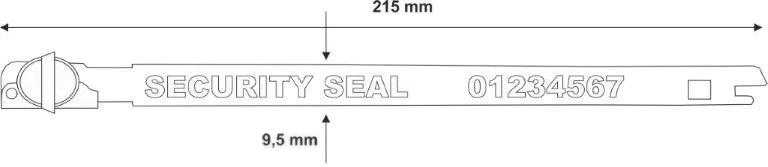 balloonseal mm - Metal strap seal