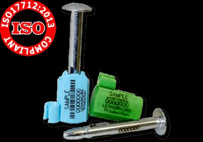 SIGILII DE MAXIMA SECURITATE ISO 17712: 2013