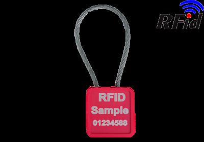Sigiliu RFID cablu multifilar