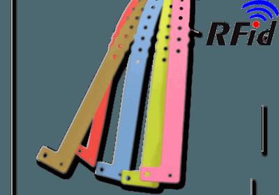 BRĂȚARĂ DIN PLASTIC RFID