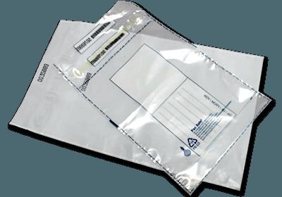 BAG SAFE: PLICURI DE SIGURANȚĂ CU NUMEROTARE DUBLĂ