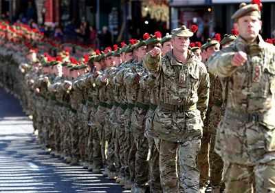 Forțele armate