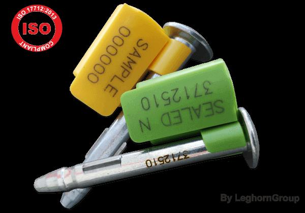 Sigilii de maximă securitate ISO 17712: 2013