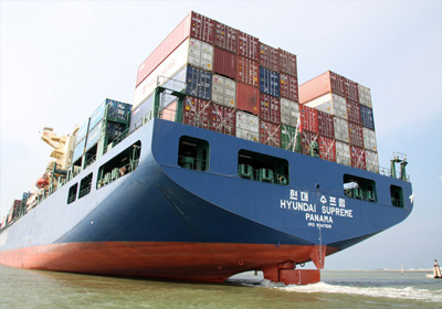 Transport containere - Maritim