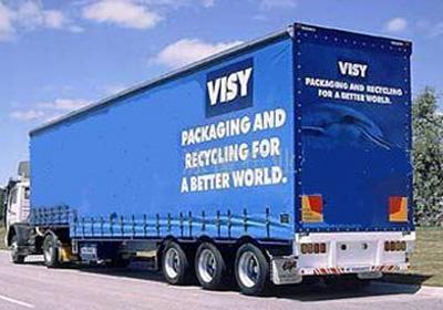 Transport internațional cu camioane cu prelată