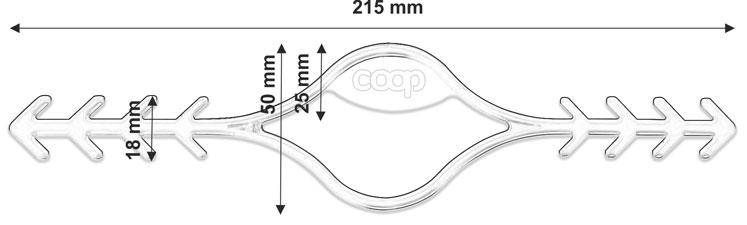 extensie pentru masti chirurgicale desen tehnic