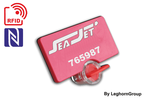 Sigilii Cu Fir Pentru Contoare TWIST SEAL RFID UHF