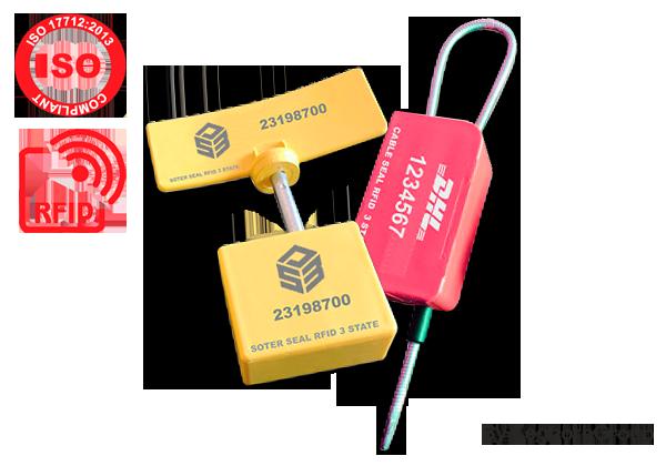 Sigilii RFID Trei Stări